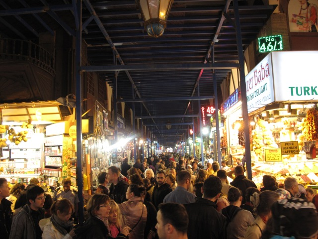 The Spice Market is probably worth a stop if you can stomach that sea of tourists.